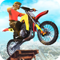 Ramp Bike - Impossible Bike Simulator Racing Games