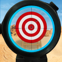 Range Shooting World: Target Shooter - Gun Games
