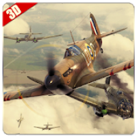 Real Air Combat War: Airfighters Game