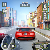 Real Car Rider 3D - Highway Car Racing Game 2020