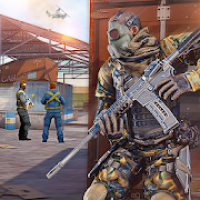 Real Commando Combat Shooter : Action Games Free