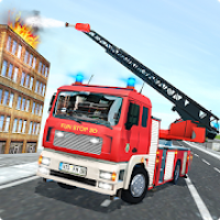 Real Firefighter Training 2020 - Fire Truck Rescue