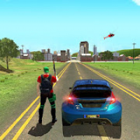 Real Gangster Crime City: Third Person Shooter 3D