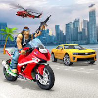 Real Gangster Miami City: Auto Crime Theft