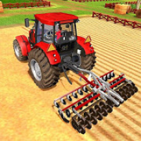 Real Tractor Drive Cargo 3D: New tractor game 2020