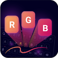 RGB Lighting Keyboard - Keyboard Backlight Color
