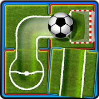Roll Ball Soccer – Rolling Soccer Ball Puzzle