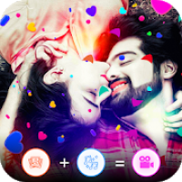 Romantic Effect Photo Video Maker