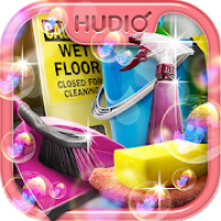 Room Cleaning Hidden Objects
