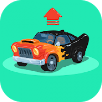 Run Road 3D - Merge Battle Cars Game
