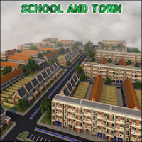 School and Neighborhood Map