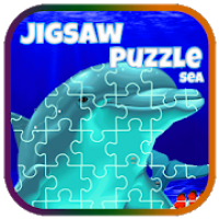Sea life and dolphins jigsaw puzzles for everyone