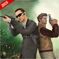Secret Agent US Army : TPS Shooting Game