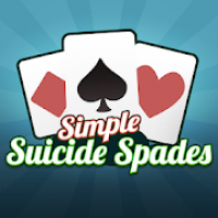 Simple Suicide Spades - Classic Card Game