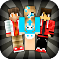 Skins for Minecraft PE (NEW SKINS)