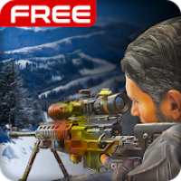 Sniper 3D Mountain Shooter - FPS Survival Game
