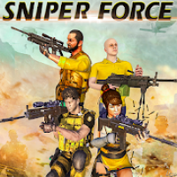Sniper Force ; sniper 3d gun shooter game