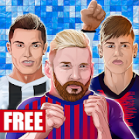 Soccer fighter 2019 - Free Fighting games