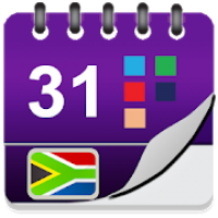 South Africa Calendar with Holidays