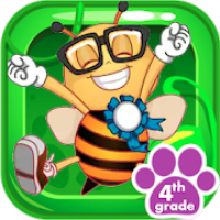 Spelling Bee Words Practice for 4th Grade FREE