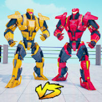 Steel Robot Fighting 2020: Wrestling Games