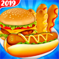 Street Food Truck - Chef Cooking Maker Game