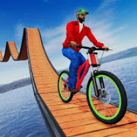 Stunt bike Impossible Tracks 3D: New Bicycle Games