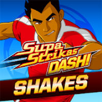 Supa Strikas Dash - Shakes Edition
