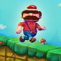 Super Barzo adventure platformer 3d