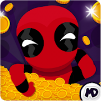 Super Hero Factory : Idle Clicker Tycoon Inc
