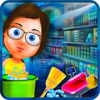 Supermarket Cleaning Games For Girls 2019