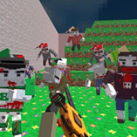 Survival shooting war game: pixel gun apocalypse 3
