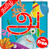 Tamil Alphabet Teacher - Tamil Word Game