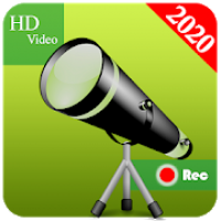 Telescope High Zoom HD camera Prank