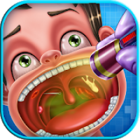 The Throat Doctor - Ent DR in this fun free game