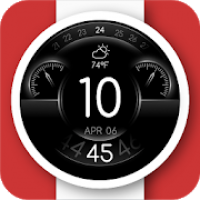Toor - Watch Face for Android Wear - Wear OS