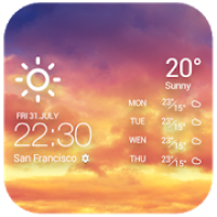 Transparent Weather Widgets