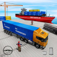 Transport Ship Euro Truck Cargo Transport Games