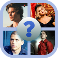 TV series quiz - guess the characters