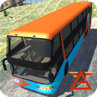 Uphill Offroad Bus Mountain Driver:Bus Driving Sim