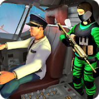US Airplane Hijack : Ultimate Rescue Mission