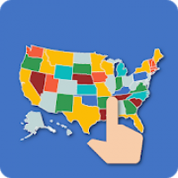 US Map Quiz - 50 States Quiz - US States Quiz