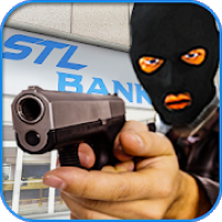 US Special Police Battle Bank Robbery Strike