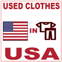 USED CLOTHES IN USA