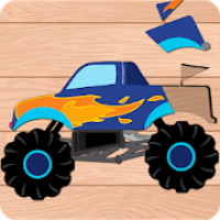Vehicles Puzzle for Kids: Preschool