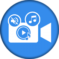 Video Sound Editor- Mute Video Add Audio Slow Fast
