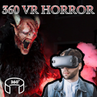VR Horror 3d videos 360 and split screen movies