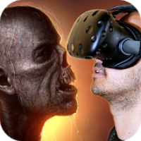 VR horrors with zombies