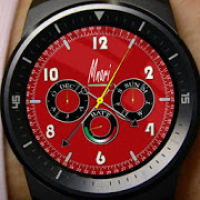 Watch Face Mnari Android Wear
