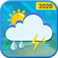 Weather Forecast Local - Weather Wind, Rain Alerts